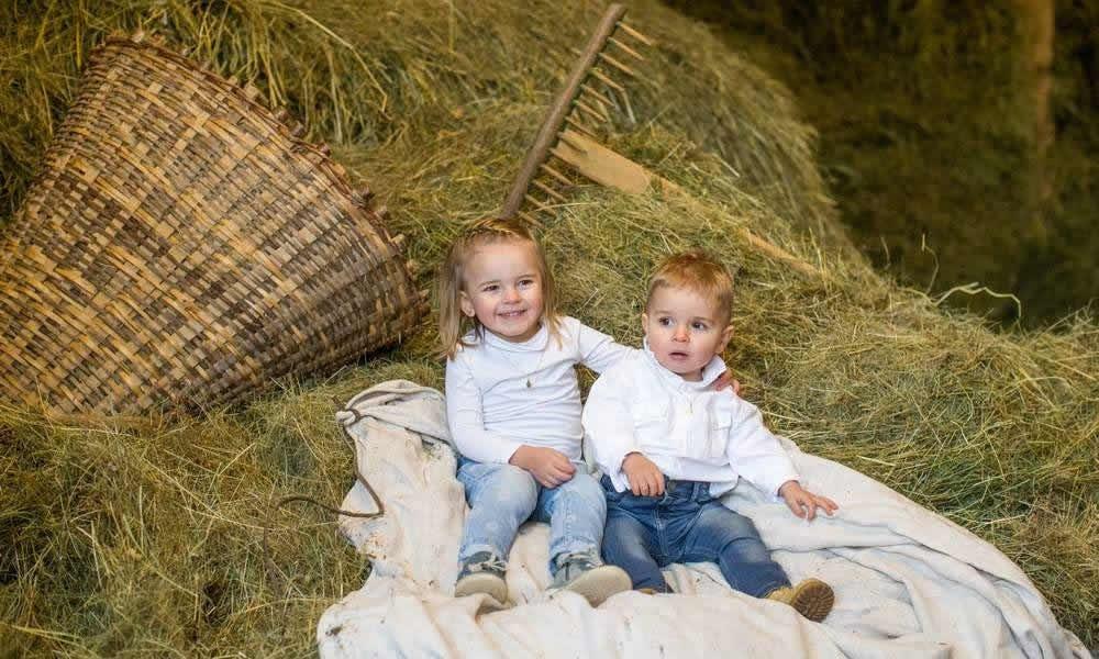 Erfahren Sie mehr vom Leben auf dem Bauernhof und werden Sie selbst aktiv