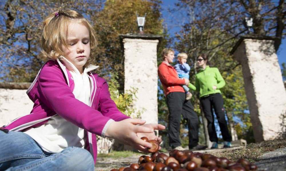Escursionismo con i vostri bambini a Castelrotto