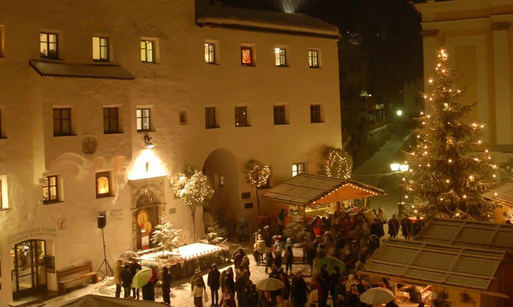 Natale in una vacanza invernale a Castelrotto