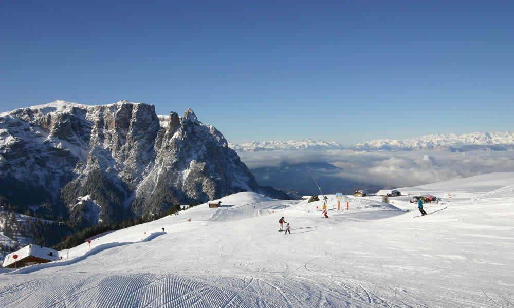Vacanza invernale per tutta la famiglia a Castelrotto