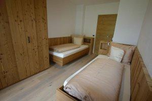 Schlafzimmer 2 Wohnung Eiche