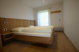 Schlafzimmer 1 Apartment Lärche